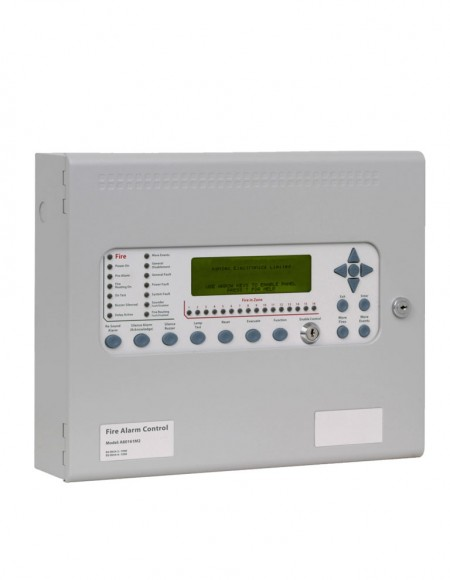 کنترل پنل اعلام حریق آدرس پذیر kentec
