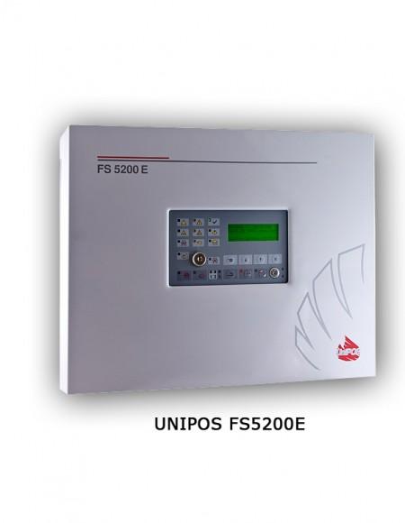 کنترل پانل اطفاء FS5200E unipos