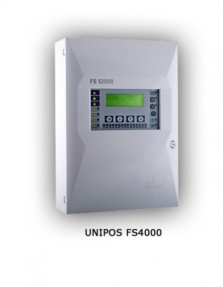 کنترل پانل مدل FS4000 unipos