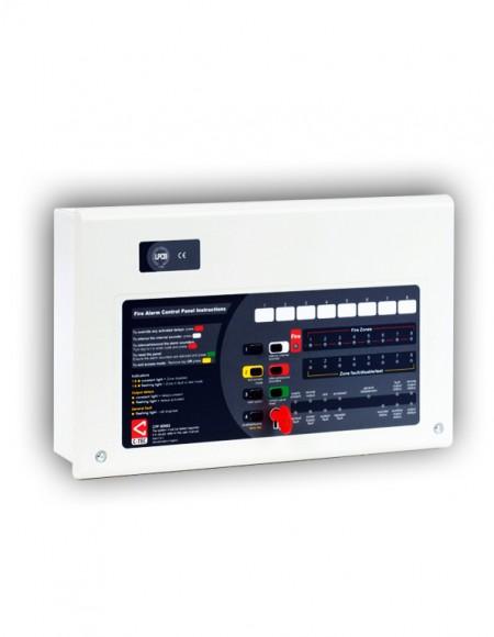 کنترل پنل 2، 4 و 8 زون CFP APOLLO