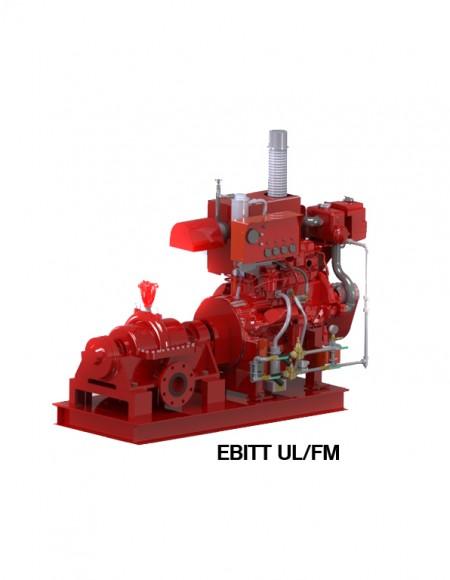 پمپ آتش نشانی EBITT ابیت